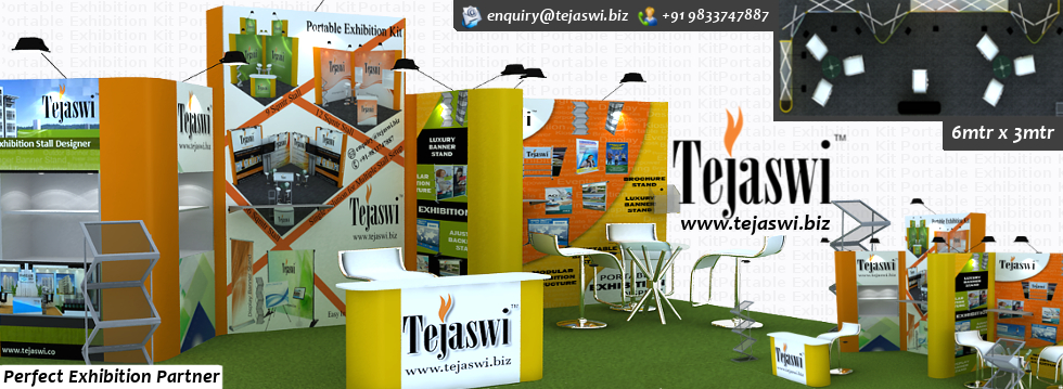 Portable Exhibition Kit Bangalore : Portable exhibition kit shop portable exhibition stall online